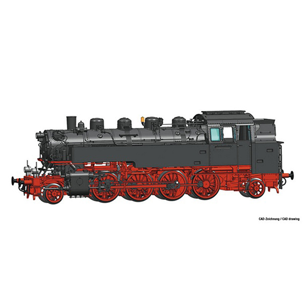Roco 73020 DR Steam Locomotive Class 86