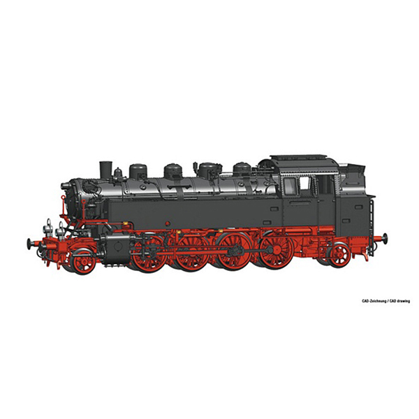 Roco 73022 DB Steam locomotive class 86
