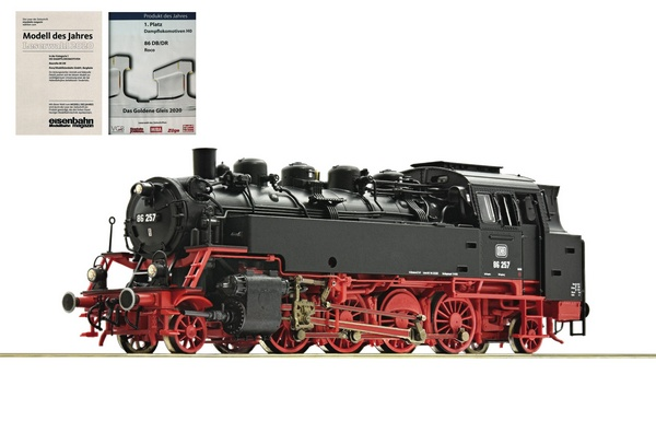 Roco 73023 DB Steam locomotive class 86