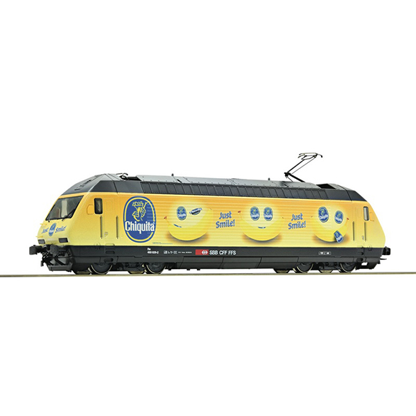 Roco 73284 Electric Locomotive 460 029 Chiquita SBB DC