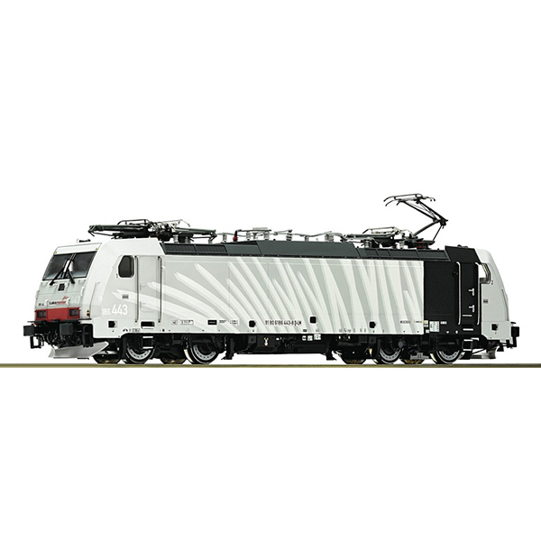 Roco 73667 Electric Locomotive 186 443 Railpool