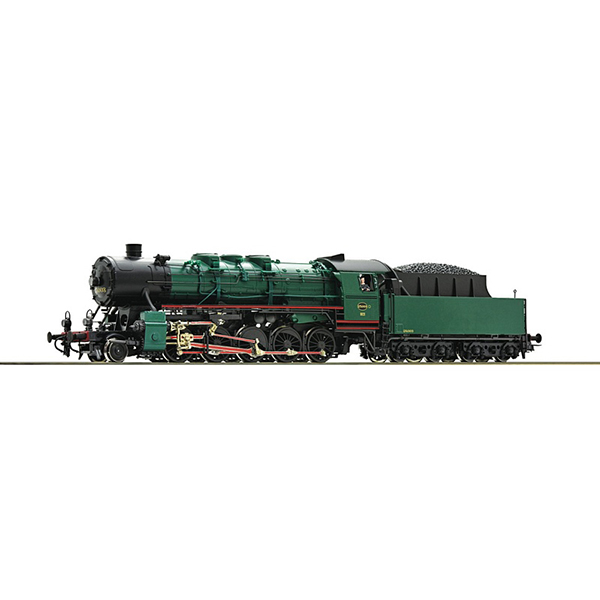 Roco 78147 SNCB Steam locomotive class 25