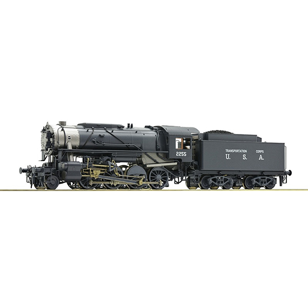 Roco 78151 USATC Steam locomotive S 160 AC