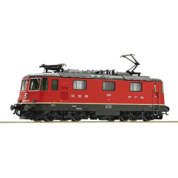 Roco 79251 Electric Locomotive 420 275 SBB AC