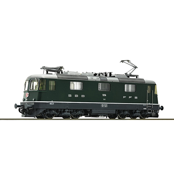 Roco 79255 SBB Electric Locomotive