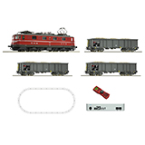 Roco 51296 SBB Ae 6 Freight Train Starter Set