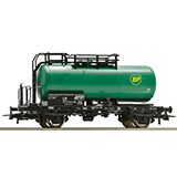 Roco 56263 Tank Car BP DC