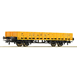 Roco 56322 DB Barrier Wagon DC