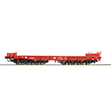 Roco 67589 DB AG Heavy Duty Flat Car