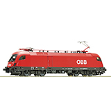 Roco 73231 Electric Locomotive 1016 012 OBB DC