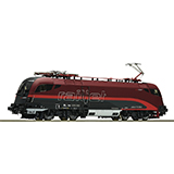 Roco 73234 Electric Locomotive 1116 202 Railjet with Cam DC