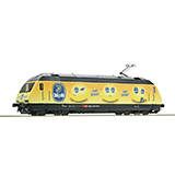 Roco 73283 Electric Locomotive 460 029 Chiquita SBB DC