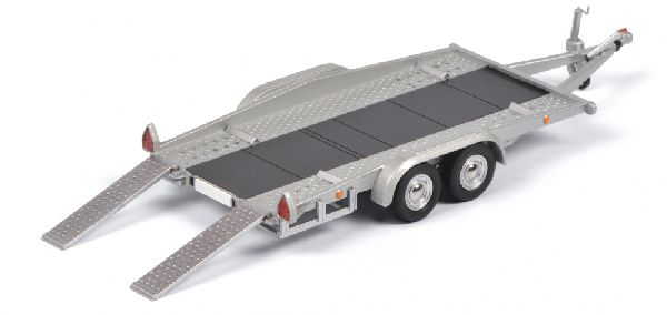 Schuco 450376500 Car Trailer