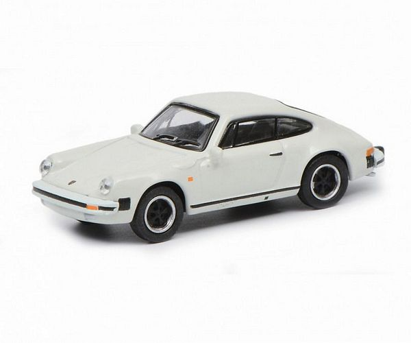 Schuco 452635000 Porsche 911 Carrera 3 2 Coupe White