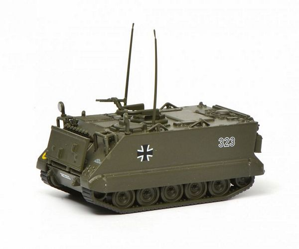 Schuco 452636200 M113 Infantry Transport Vehicle Bundeswehr