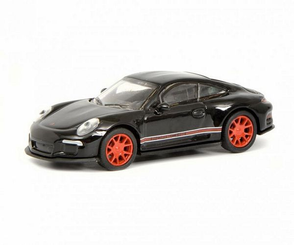 Schuco 452637400 Porsche 911R Black Red