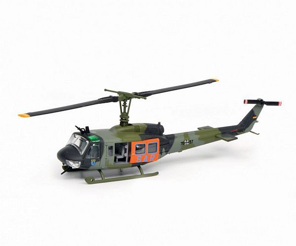 Schuco 452643200 BELL UH 1D Rescue Helicopter SAR