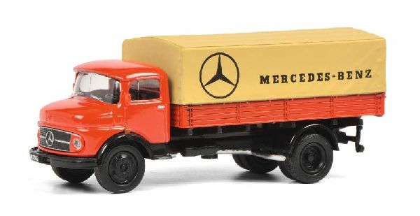 Schuco 452649700 MB L911 Mercedes-Benz