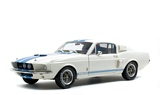 Schuco 421185060 Ford Mustang Shelby GT500 – WIMBLEDON - 1967