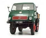 Schuco 450016700 Mercedes-Benz Unimog 401 Green