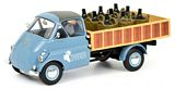 Schuco 450016900 Isocarro Pick-up with Wine Load Transporte De Vino