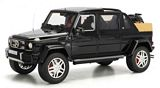 Schuco 450017700 Mercedes-Maybach G650 Landaulet Black