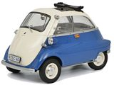 Schuco 450041100 BMW Isetta Export Blue-Grey