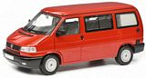 Schuco 450042000 VW T4b Westfalia Camper Red