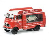 Schuco 450335400 Mercedes-Benz L319 Promotion Car Schuco Micro Racer with Piccolo VW Kafer