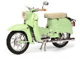 Schuco 450663800 Simson KR51-1 Light Green