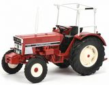 Schuco 450779300 International 433 with Safety Bar Red