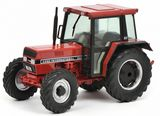Schuco 450779400 Case International 633 with Cabin Red