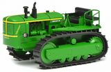 Schuco 450907600 Deutz 60 PS Chain Tractor Green