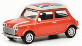 Schuco 452016700 Mini Cooper Union Jack Red White