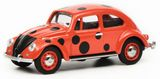 Schuco 452016900 VW Beetle Marienkafer