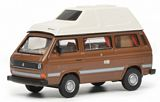 Schuco 452018200 VW T3 Joker Brown