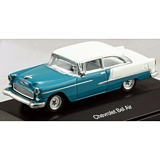 Schuco 452617503 Chevy Bel Air Blue