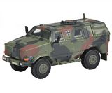 Schuco 452624300 Dingo I All Protection Vehicle Bundeswehr Camouflaged