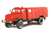Schuco 452649600 MB LG 315 LF Fire Engine