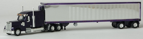 Trucks N Stuff CCR9214 Coronado Tractor with Reefer Trailer