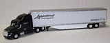 Trucks N Stuff SPT3023 Peterbilt 587 with 53 ft Reefer Van with Van Skirt