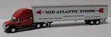 Trucks N Stuff SPT3113 Freightliner Cascaida with 53 ft Dry Van Trailer