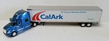 Trucks N Stuff SPT3115 International Prostar Sleeper Cab Tractor with 53 ft Reefer Trailer