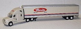 Trucks N Stuff SPT3122 Freightliner Cascadia with 53 ft Dry Van Trailer