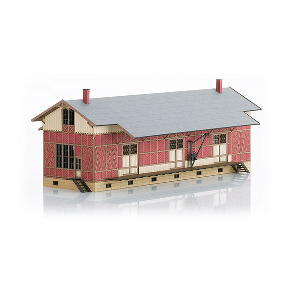 Trix 66383 Sulzdorf Half Timbered Freight Shed