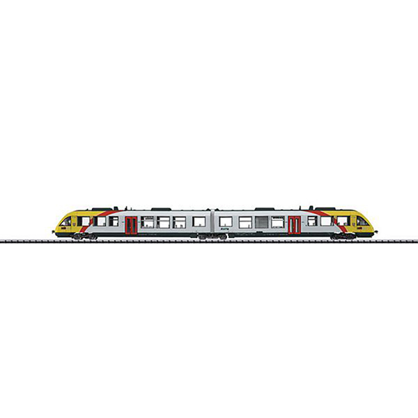 MiniTrix 12363 LINT Diesel Powered Rail Car Train Coradia Lint 41 HLB