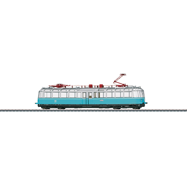 Trix 22191 Powered Observation Rail Car BR 491 DB