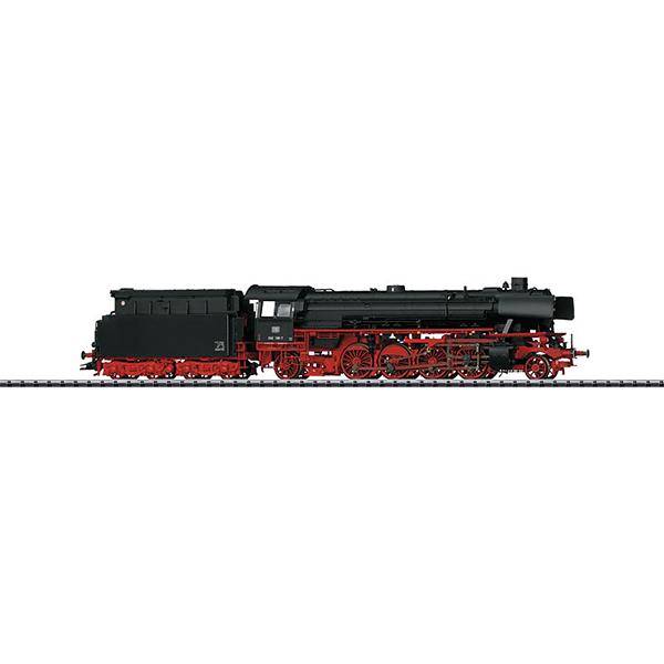 Trix 22372 Freight Train Steam Locomotive with a Tender BR 042 Ol DB