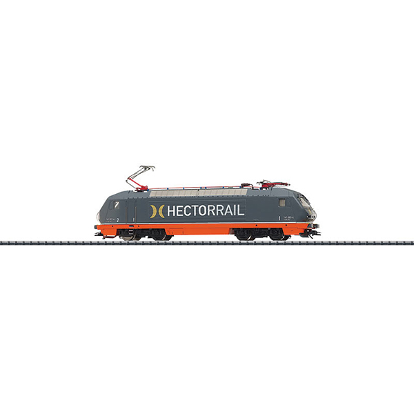 Trix 22643 Powerful Electric Locomotive Litt141 Hectorrail