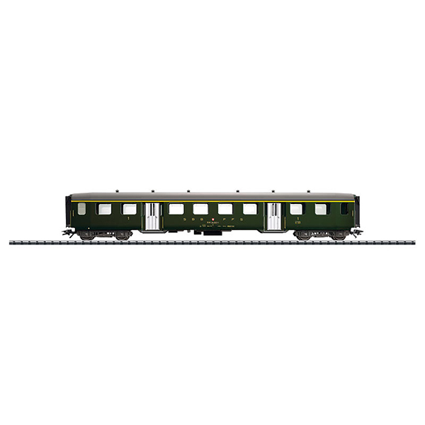 Trix 23340 Lightweight Steel Passenger Car
